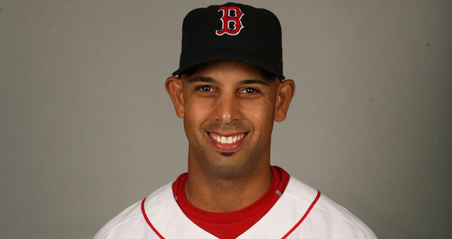 Alex Cora to the Red Sox