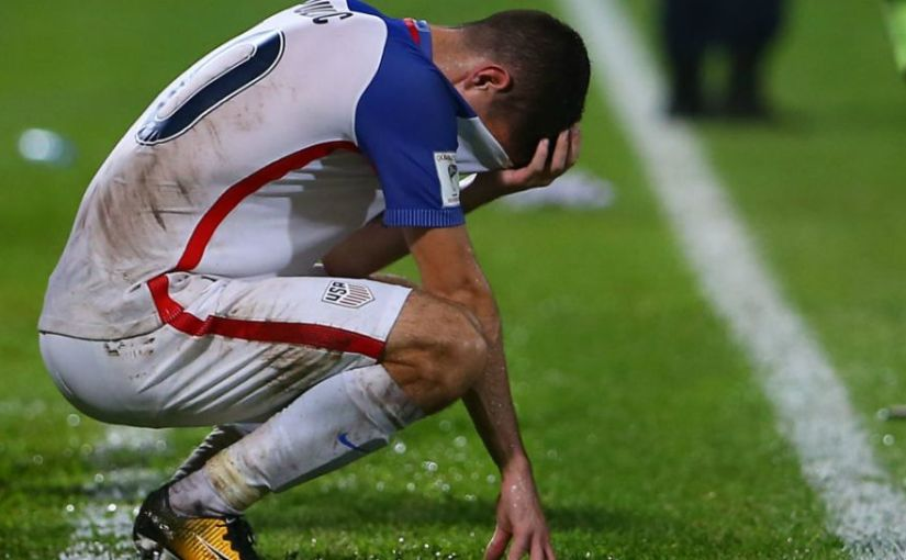 USMNT Eliminated from World Cup Contention