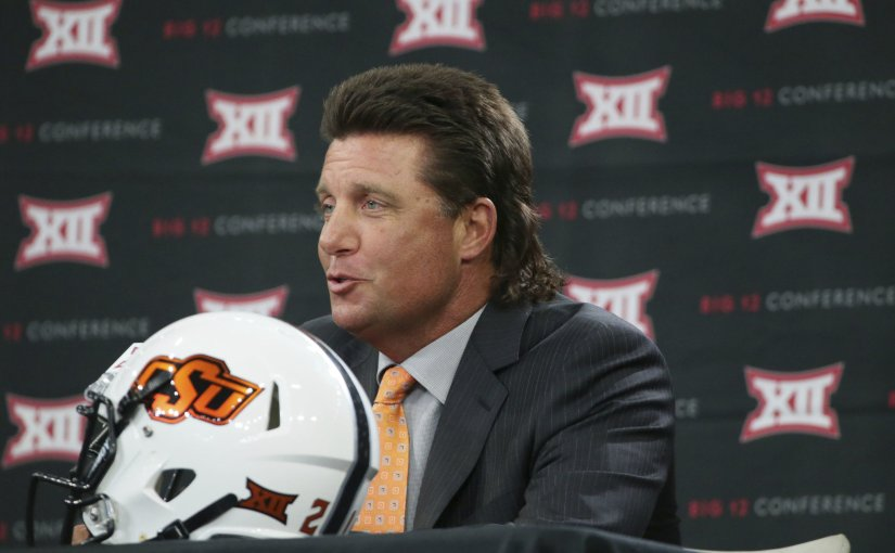 Mike Gundy Denies Tennessee