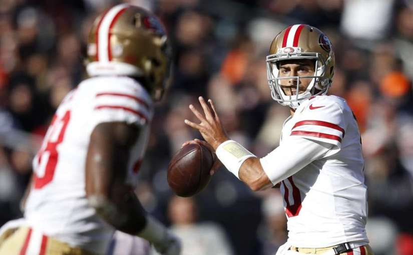 The Jimmy G Era in San Francisco Begins With aWin
