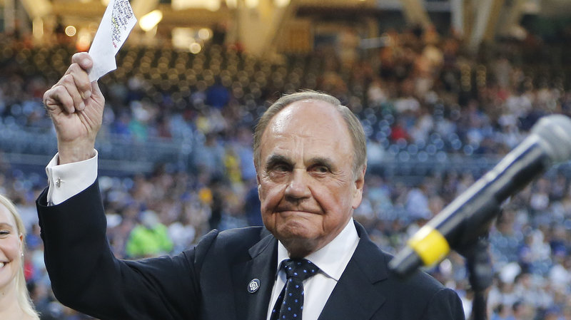Announcer Dick Enberg Passes at the age of 82