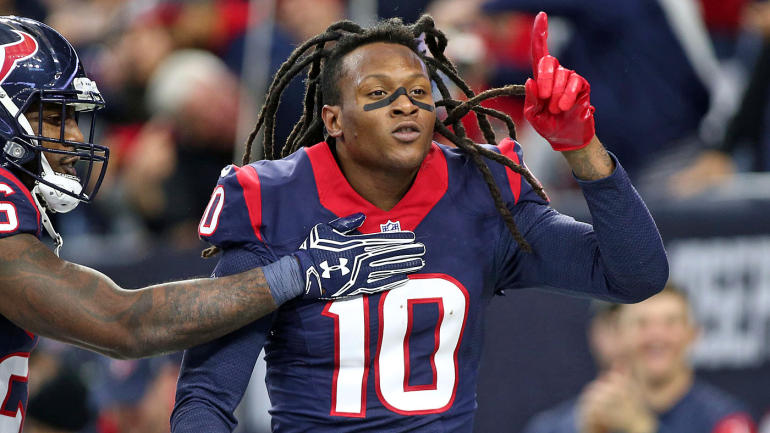 DeAndre Hopkins Easily Had the Catch of the Year on Christmas