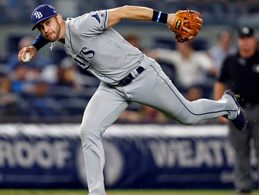 Rays Trade Evan Longoria to Giants