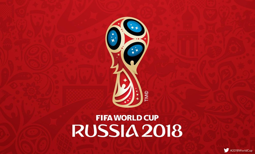 2018 World Cup Groups are Set