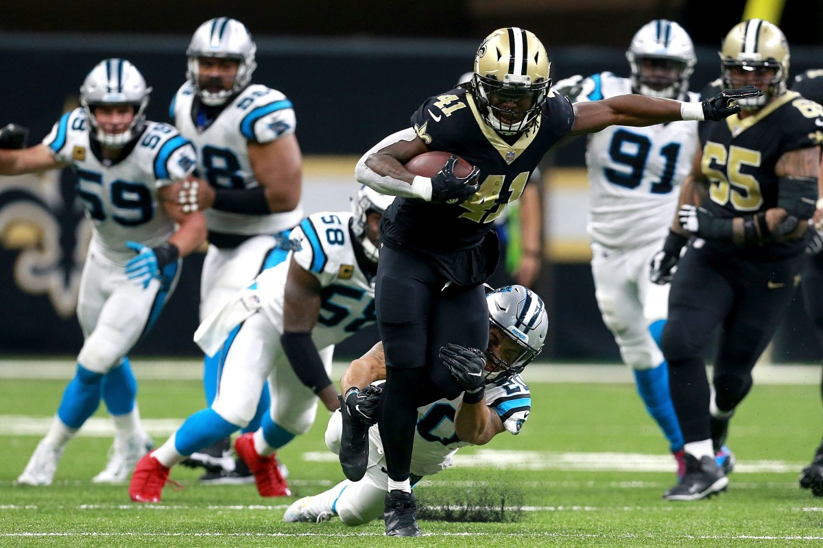 Saints - Panthers III Preview