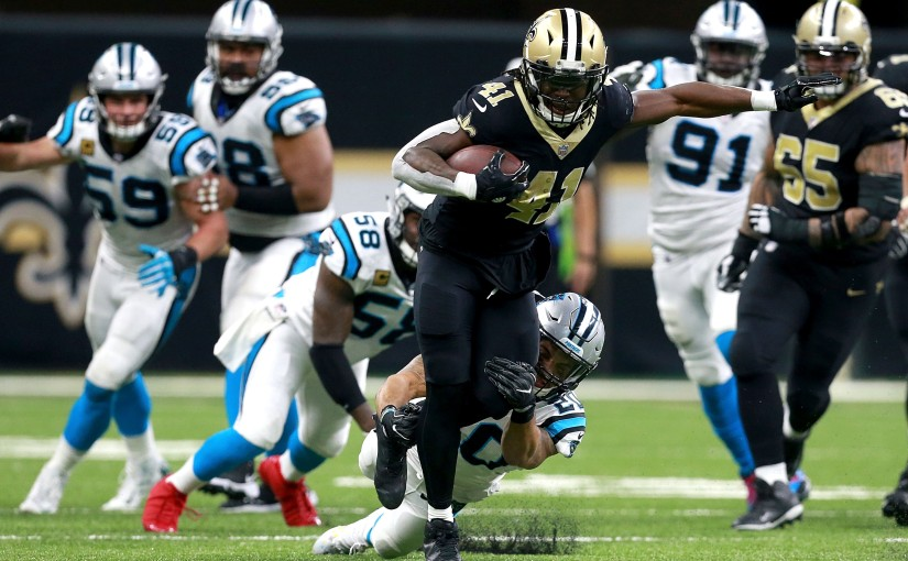 Saints – Panthers III Preview