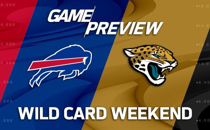 Mediocrity Super Bowl: Jaguars vs.Bills