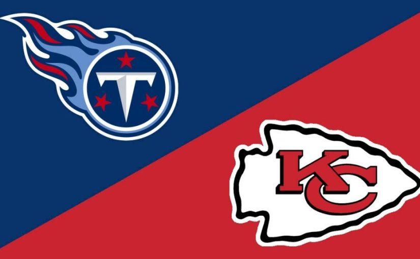 The Kansas City Chiefs Put on a Choking Clinic onSaturday