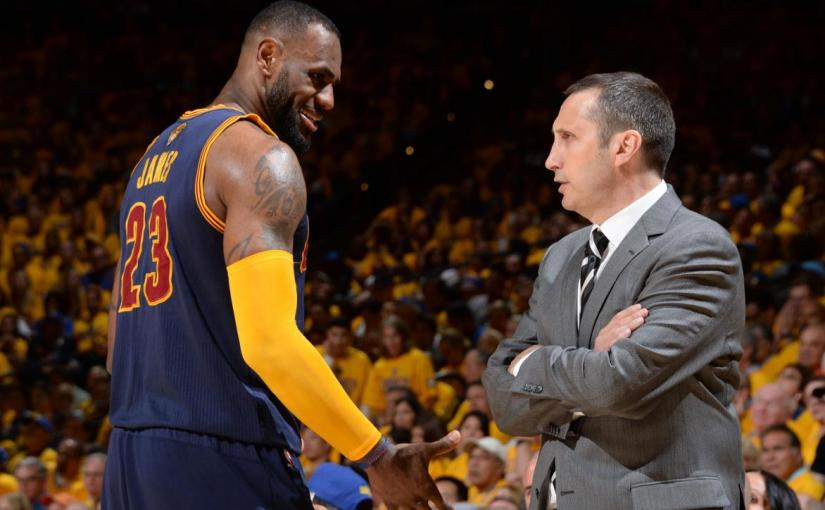 David Blatt Pokes Fun At Cavs, Gets Blown Out