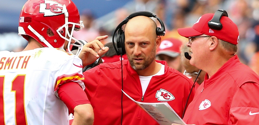 Chicago Bears Hire Matt Nagy