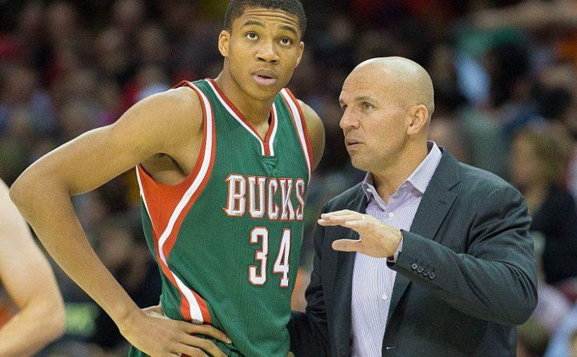 Bucks Fire Head Coach JasonKidd