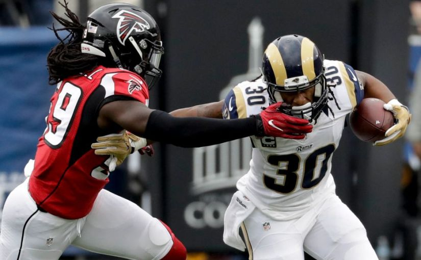 Wild Card Weekend Preview: Atlanta Falcons @ LA Rams