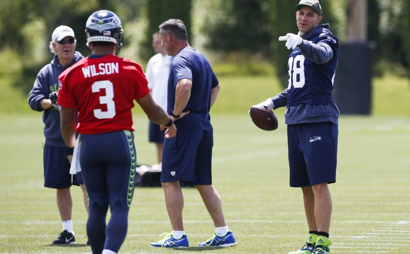 Jimmy Graham Likely to Leave Seattle in FreeAgency