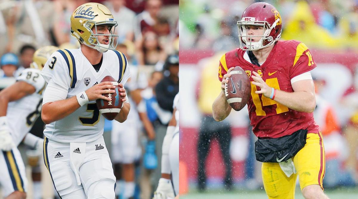 Josh Rosen & Sam Darnold Both Declare for the NFL Draft