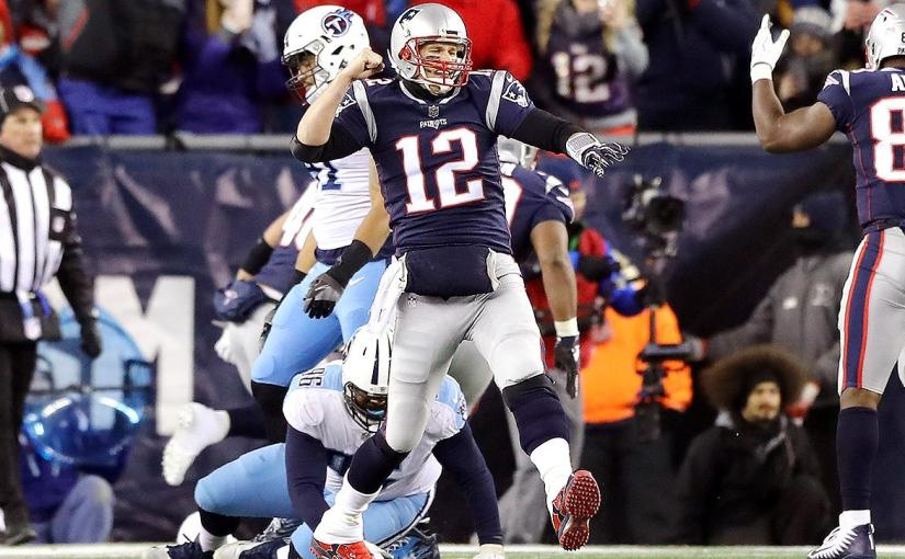 1/13 Divisional Playoffs Roundup: Patriots Destroy Titans