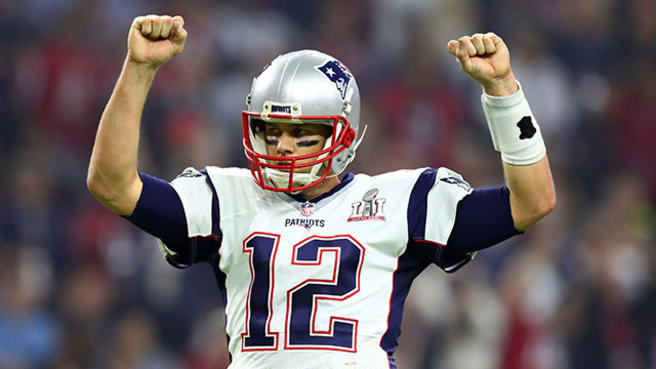 Patriots Announce What Color They Will Be Wearing in Super BowlLII