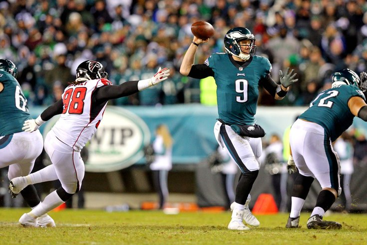 1/13 Divisional Playoffs Round-Up: Falcons @ Eagles
