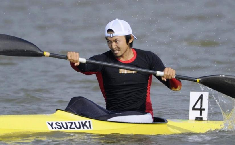 Japanese Kayaker Drugs Rival and Gets Eight-Year Ban