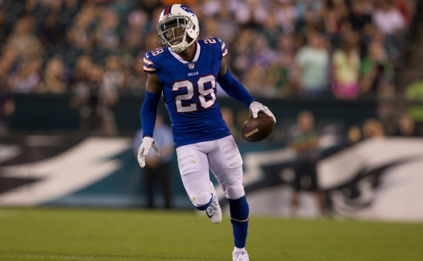Browns Sign Ex-Bills Cornerback, E.J. Gaines.