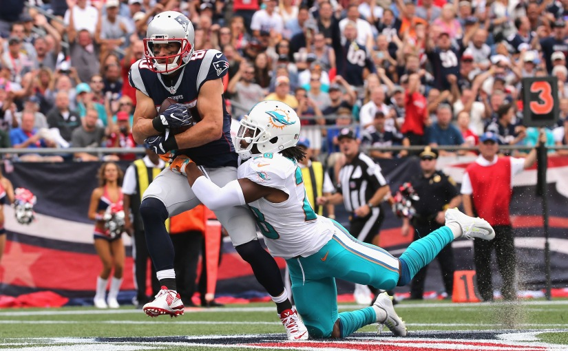 Amendola Takes His Talents to South Beach
