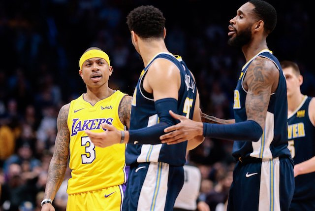 Are the Lakers and Nuggets Rivals If Nobody ActuallyCares?