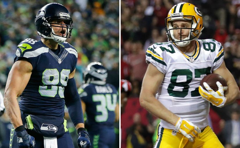 Packers Cut Jordy Nelson & Bring in Jimmy Graham
