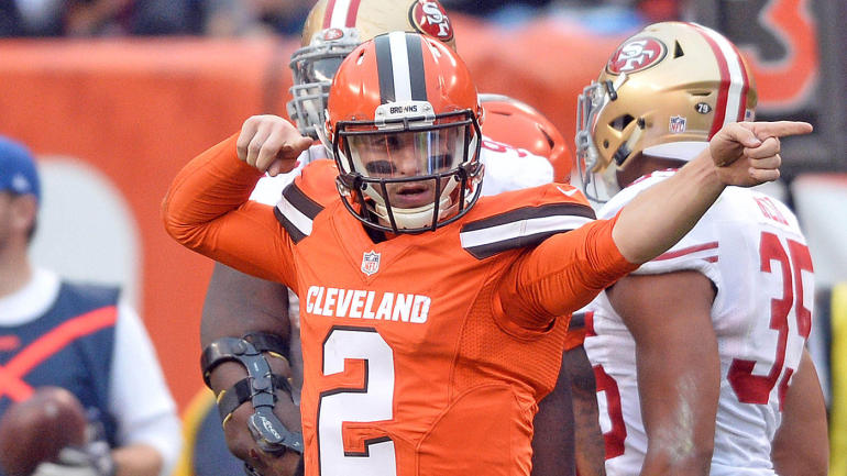 Is Johnny Manziel Back?