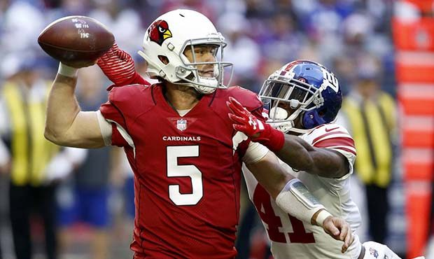 Browns Sign Ex-Cardinals Stiff, Drew Stanton.