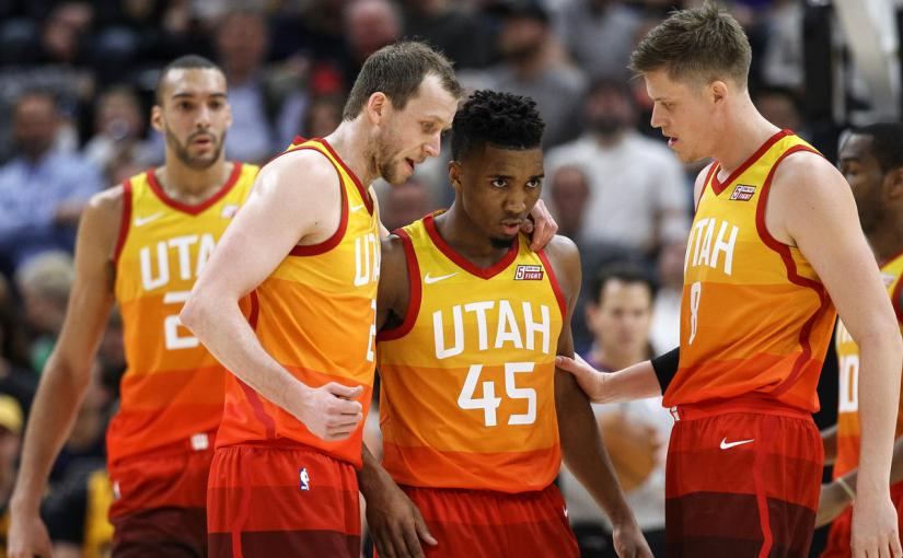 Utah Jazz Clinch a Playoff Berth After Winning 28 of 33Games