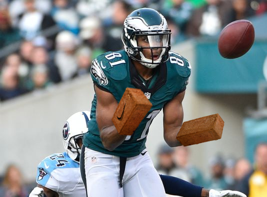 Patriots Sign Jordan Matthews to 1 Year Contract