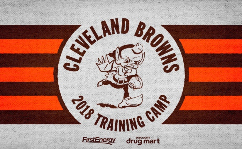 Cleveland Browns Training Camp Preview 2018.
