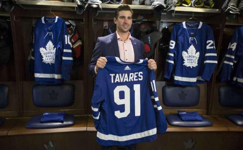The John TavaresDecision.