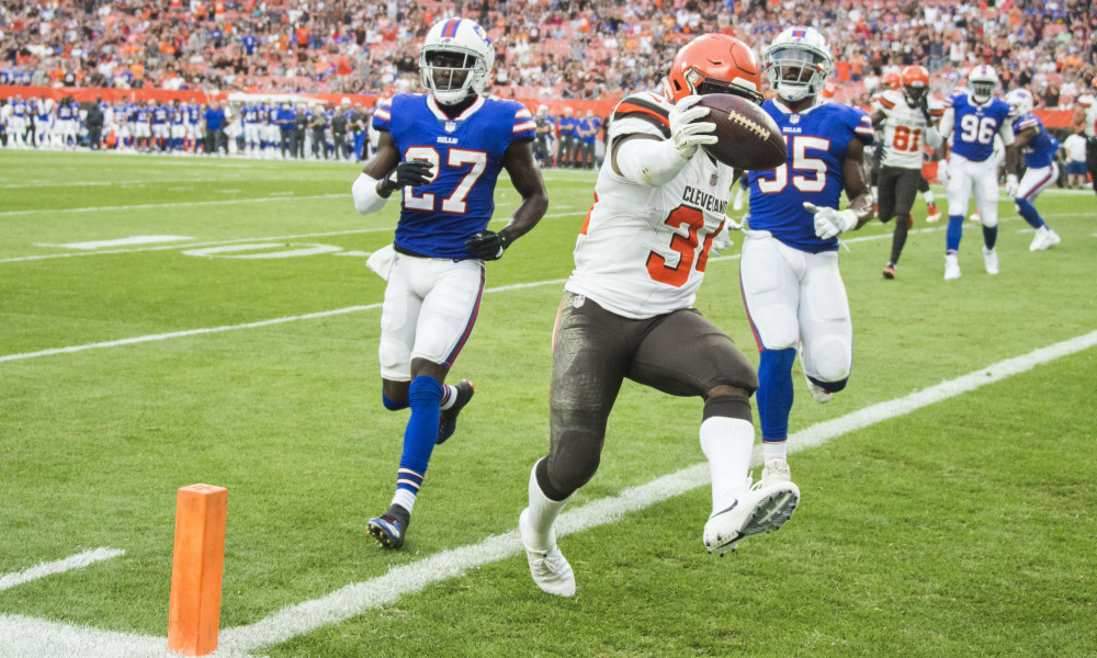 ccd643179db Where the Browns Stand Through 2 Weeks of Preseason. – Office Chatter