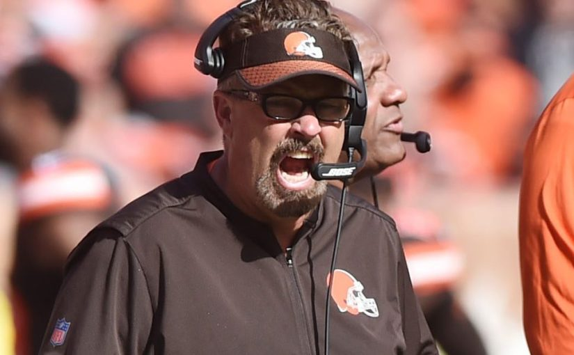 BREAKING NEWS: Hue Jackson, and Todd Haley Have Been Fired.